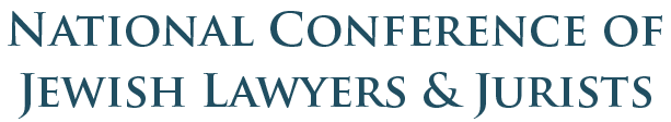 National Conference of Jewish Lawyers & Jurists